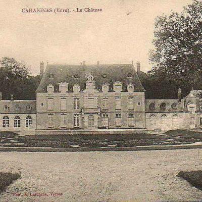 Chateau de cahaignes