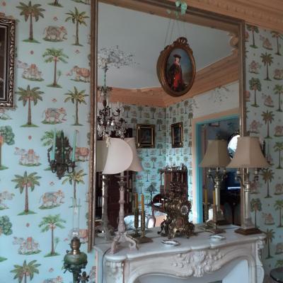Le salon miroir